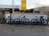 mantenimiento bicicletas - foto