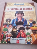 "Playmobil libro \\\\\\\""La vuelta al mun - foto"