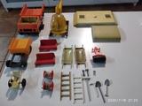 Lote piezas Playmobil varias - foto