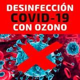 Desinfeción de negocios con ozono - foto