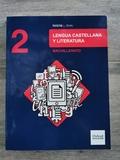 LIBRO LENGUA CASTELLANA 2° BACH OXFORD - foto