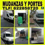 Mudanzas Alicante Madrid portes grupajes - foto