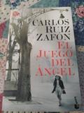 VENDO LIBRO:  EL JUEGO DEL ÁNGEL - foto