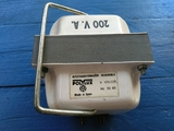 autotransformador reversible - foto