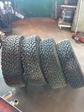 ruedas 4x4 205/80/r16 - foto