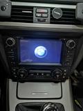 Radio Android 10.0 DVD USB SD BMW E90 - foto