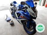 DESPIECE SUZUKI GSXR 600 K8 K9 K10 - foto