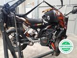 RECAMBIOS KTM DUKE 125 2011 2016 - foto
