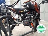 DESPIECE KTM DUKE 125 11-12-13-14-15-16 - foto