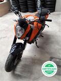 DESPIECE KTM DUKE 125 SIN ABS - foto
