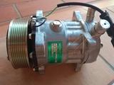 compresor de aire acondicionado MAN - foto
