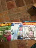 Revistas antiguas el jueves - foto