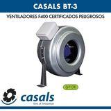 VENTILADOR CASALS BT-3 - foto