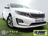 KIA - OPTIMA HIBRIDO ENCHUFABLE - foto