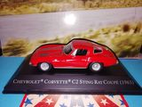 Chevrolet Corvette / Ray Coupé 1963 - foto