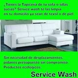 limpieza de sofás en Linares - foto