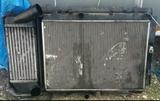 radiador+intercooler citroen xsara - foto