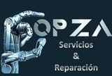 OPZA servios de mantenimiento - foto