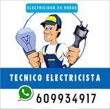 Electricista  Urgente-Económico - foto