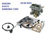 Suzuki samurai kit carburador weber - foto