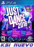 Juego  ps4 just dance 2018 - foto
