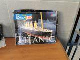 Puzz 3d titanic - foto