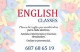 CLASES DE INGLÉS - foto