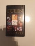 Cinta betamax concierto de queen 1985 - foto