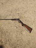 Escopeta monotiro calibre 16 - foto