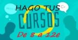 HAGO CURSOS ONLINE/ONLINNE CUALQUIERA - foto