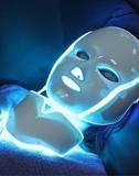 limpieza de facial  y masaje relajante - foto