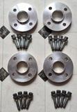 Separadores 4x100, espirales VW polo. - foto