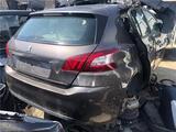 MANGUETA DEL. Peugeot 308 2013 - foto