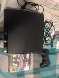 Vendo PS3 Slim de 250GB - foto