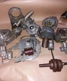 motor ciclomotor - foto