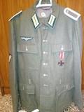 Uniforme aleman iii reich+ insignias - foto