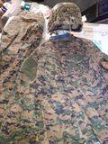Lote uniforme completo soldado americano - foto
