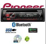 Pioneer USB Bluetooth Cd - foto