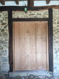 Puertas  rústicas de entrada - foto