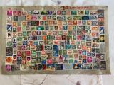 Colección sellos años 40-90 - foto