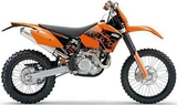 DESPIECE COMPLETO KTM 450 525 EXC 06 - foto