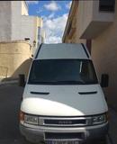 Alquiler furgoneta - foto