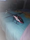 Helicoptero de radio control - foto
