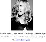 Reflexología facial - foto
