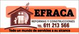 EFRACA REFORMAS Y CONSTRUCCIONES - foto