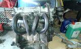 Motor Toyota yaris 1,3 VVTI - foto