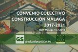 CONVENIO CONSTRUCCION MALAGA - foto