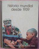 HISTORIA MUNDIAL DESDE 1939,  JOSÉ PERNAU - foto