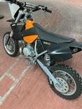 YAMAHA - KTM SX65 - foto