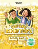 OXFORD ROOFTOPS 4.  ACTIVITY BOOK - foto